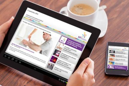 NPi-nieuws app